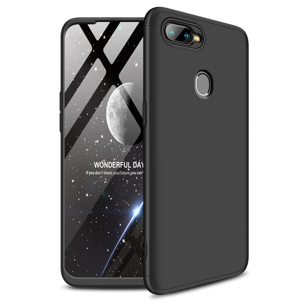 for Oppo A7 Ultra Slim PC Back Cover