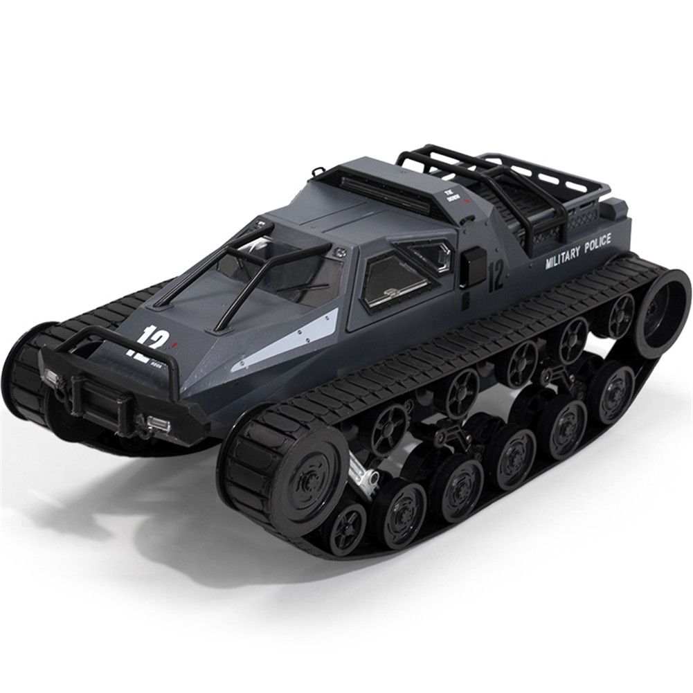 SG 1203 1/12 2.4G Drift RC Car High Speed Full Proportional Control Vehicle Models gray 1 battery