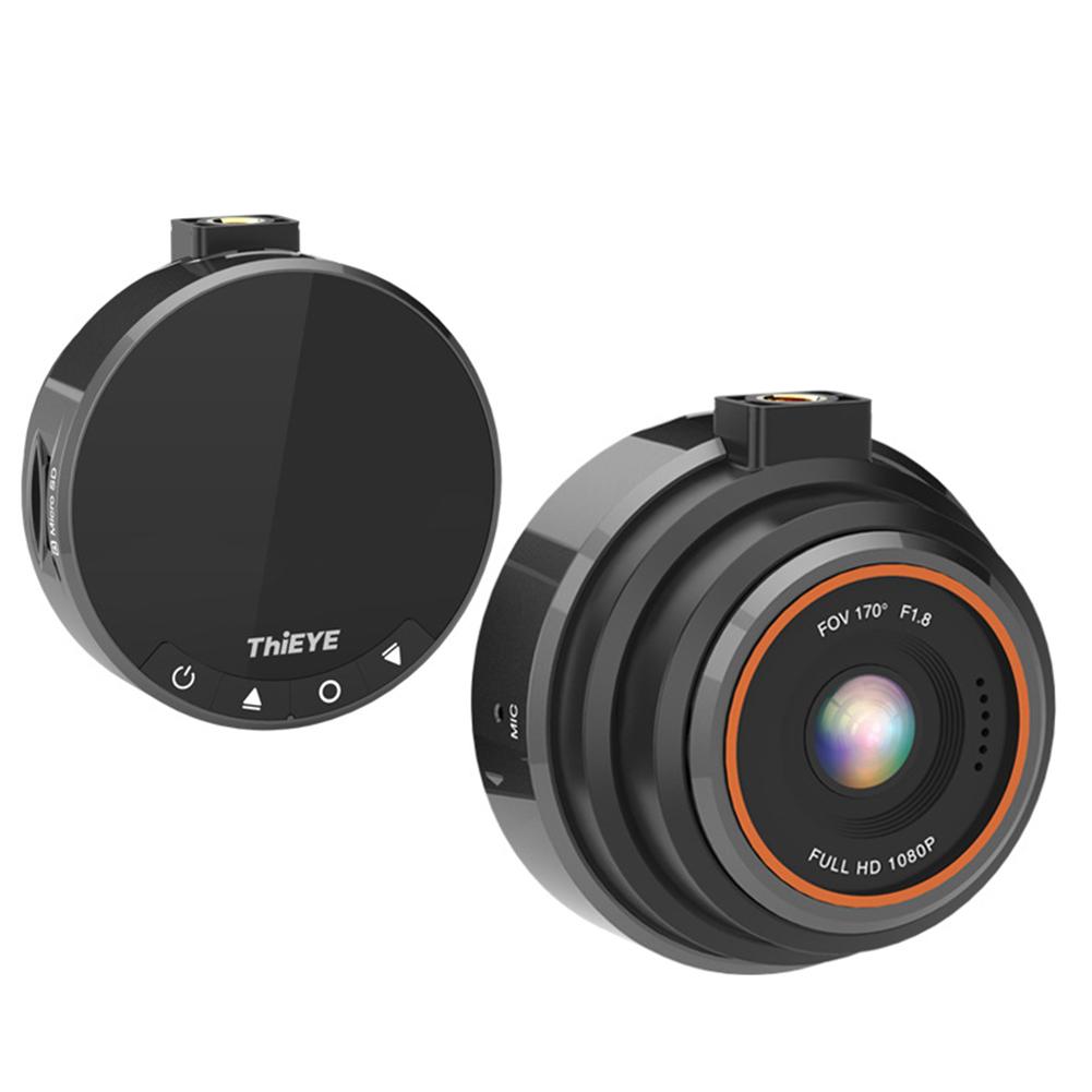 1080P Full HD Car DVR Dashboard Camera Recorder Loop Recording Parking Monitor black
