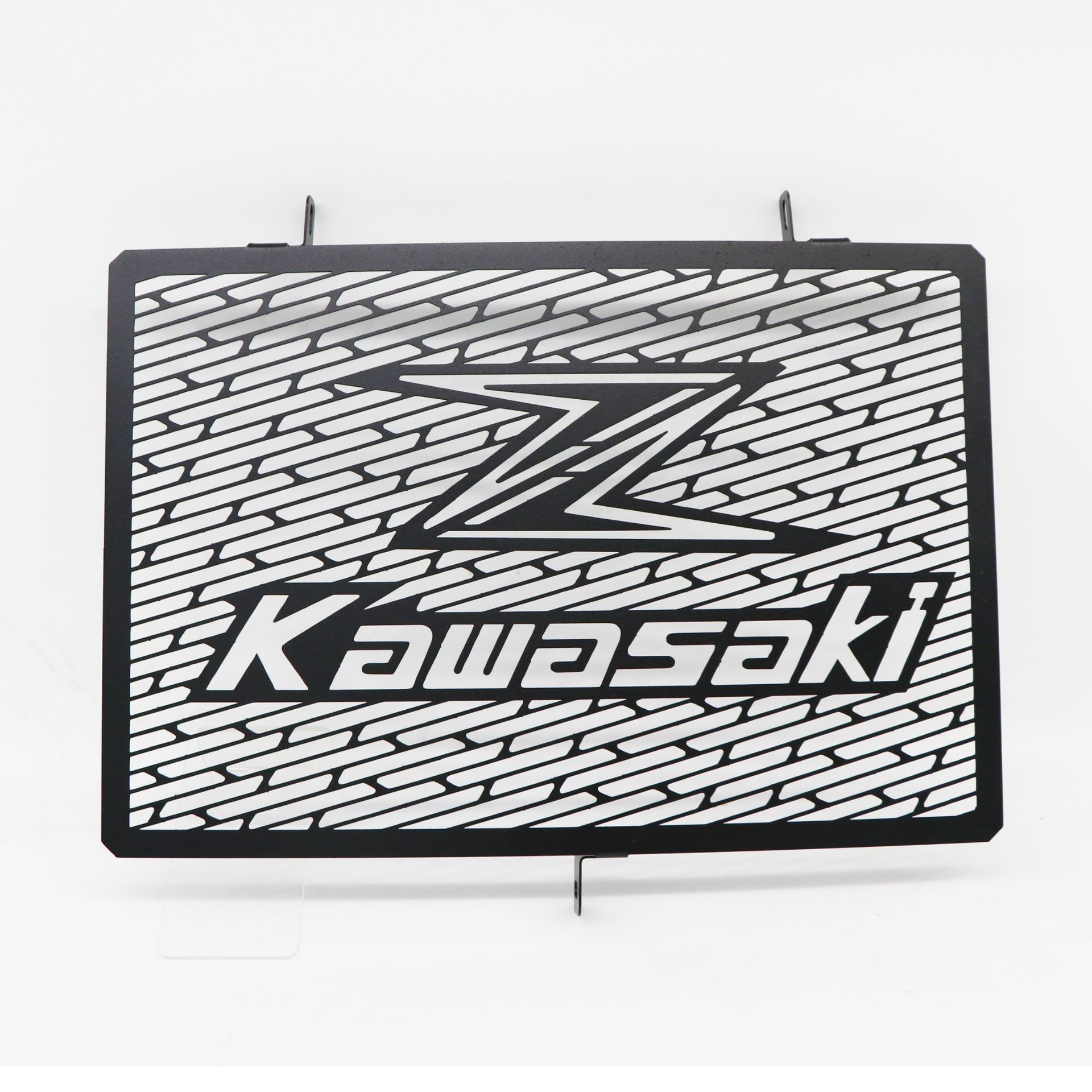 For Kawasaki Z800 Z1000 Motorcycle Radiator Grille Guard Gill Cover Protector black