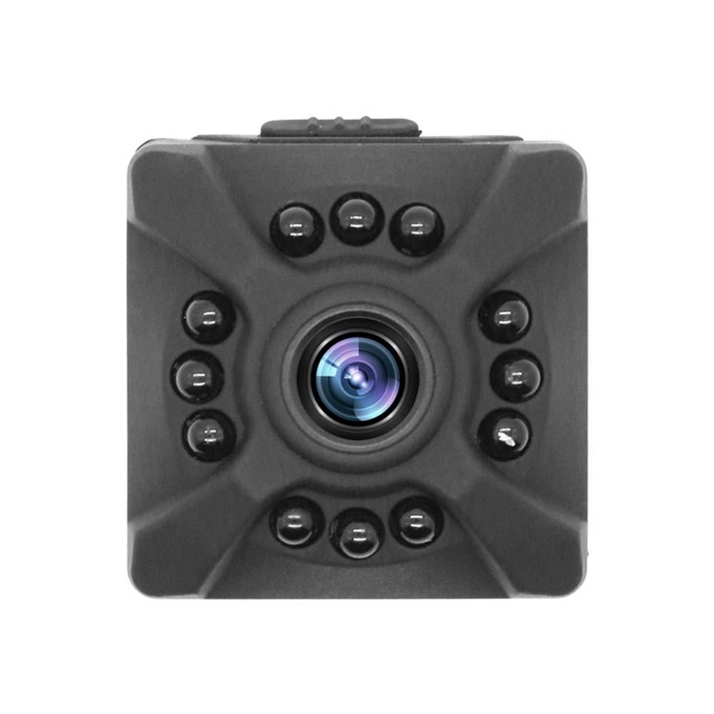 X5 Mini Camera Night Vision Camera HD 1080P Outdoor Sports DV Wireless WIFI Camera black