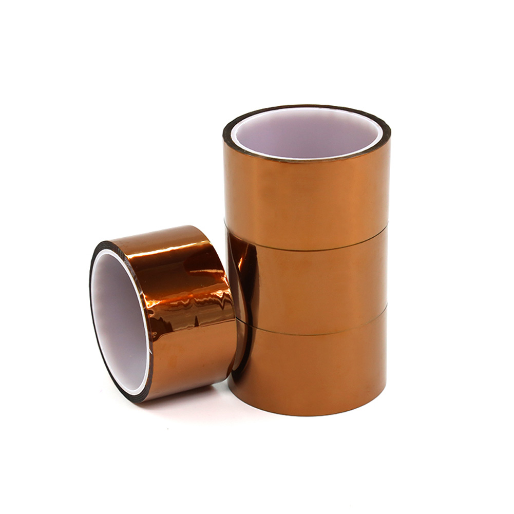 50mm x 20m High Temperature Heat Resistant Polyimide Tape