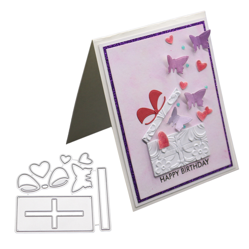 Fashion Metal Dies Cutting for Scrapbooking Party DIY Decorative New 2019 1805047