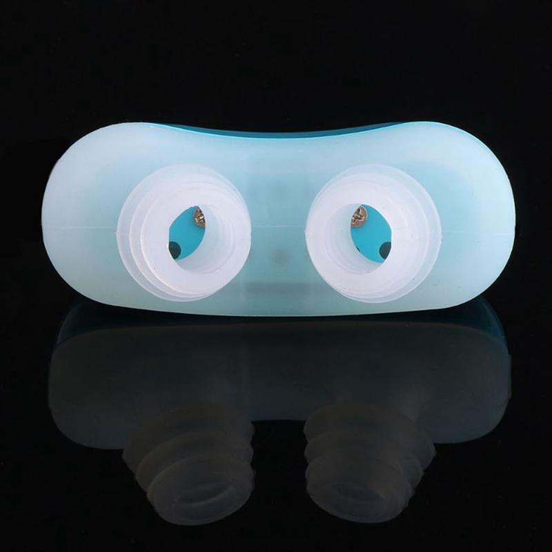 New Anti Snore Nose Clip Breathe