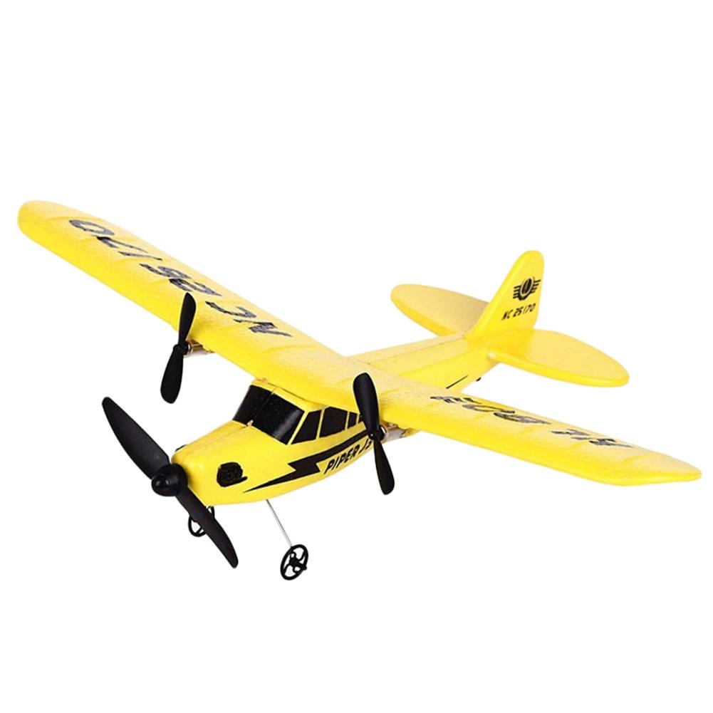 HL-803 2.4G Lightweight Foam Glider infrared Remote Control Glider Airplane