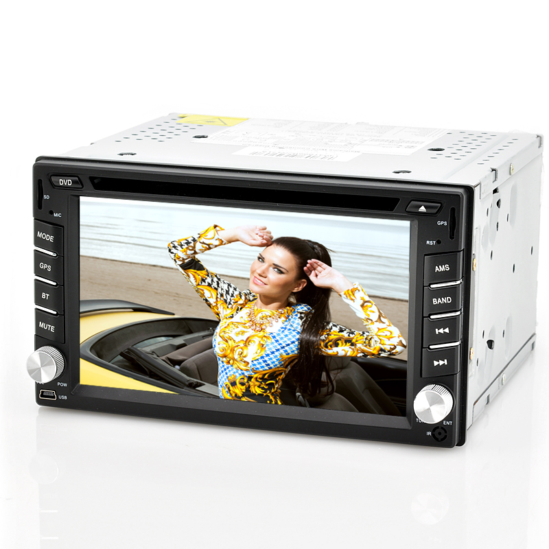2 DIN Android 4.1 Car DVD Player