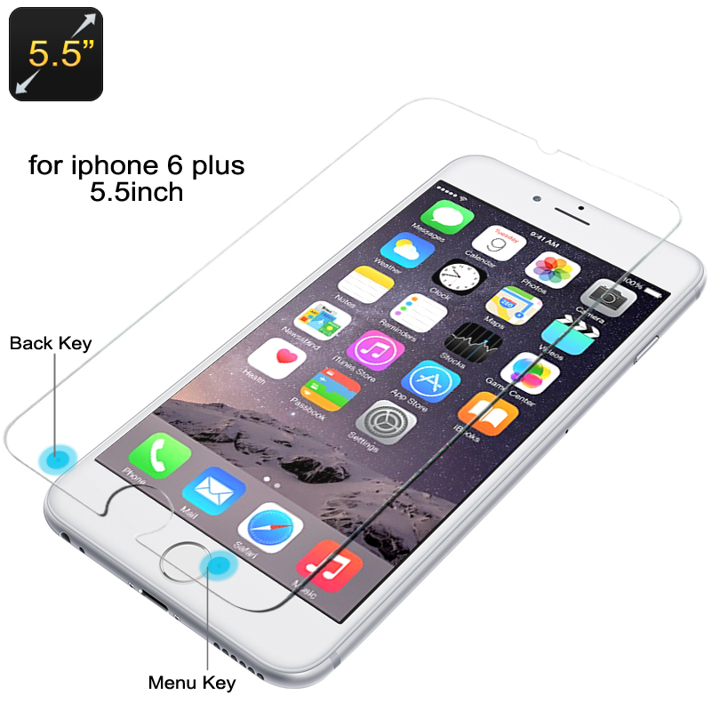 iPhone 6 Plus Tempered Glass Screen Cover