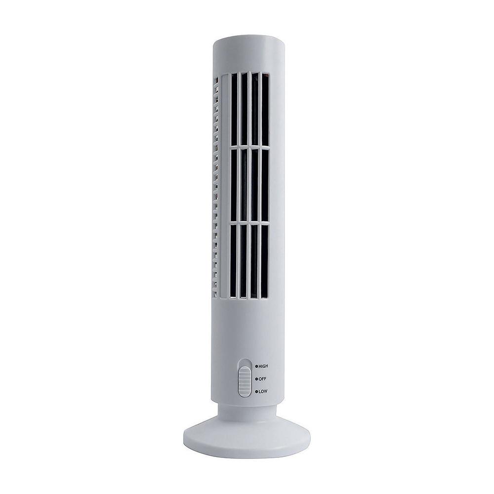 Portable USB Vertical Bladeless Fan