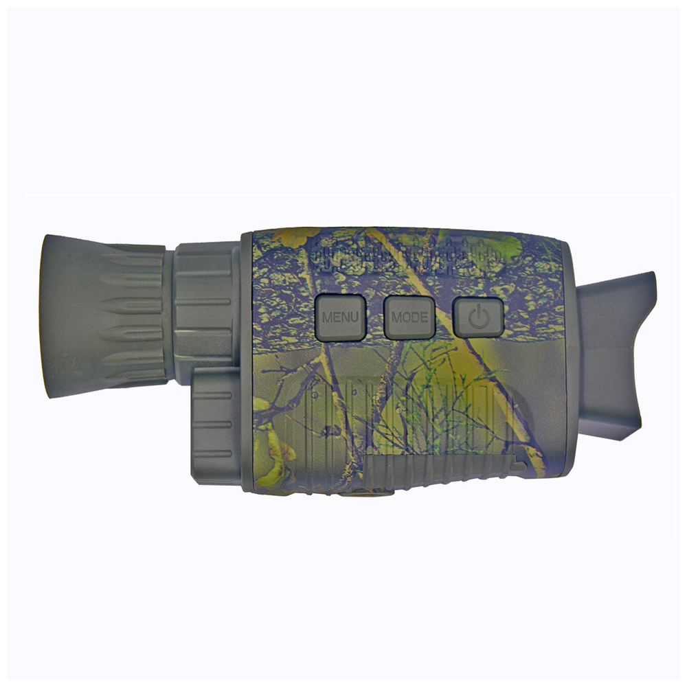 Hd Digital Night Vision Infrared Binoculars 5x Digital Zoom Strong Infrared Spotlight Rechargeable Night Vision Camouflage