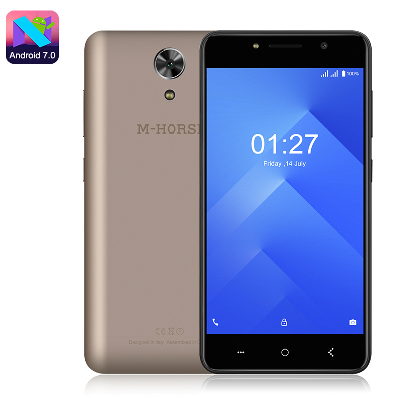 M-Horse Power 1 Smartphone (Gold)