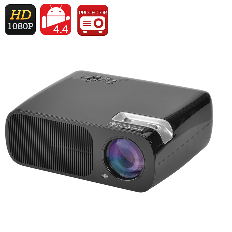 Android 4.4 LCD Projector