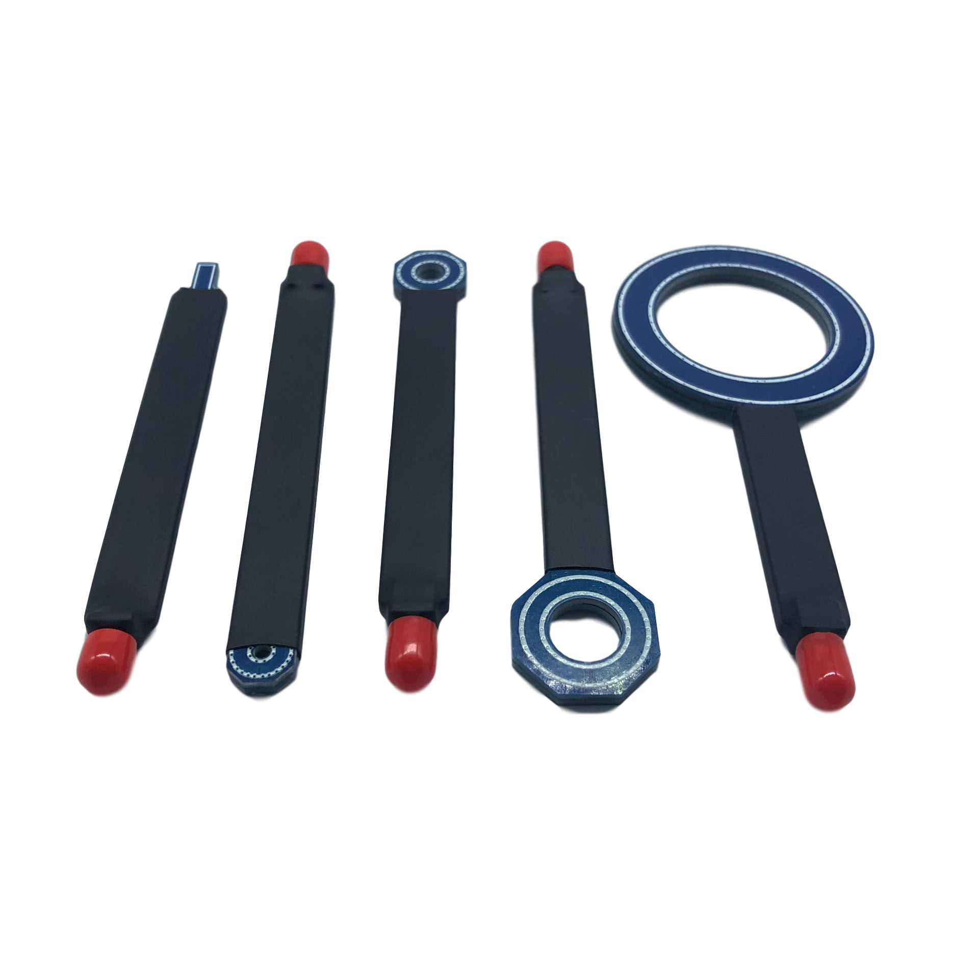 5pcs Simple  Field Probe Tools 9khz-7ghz For Space Conducted  Radiation Rectification  Correction 7GHZ