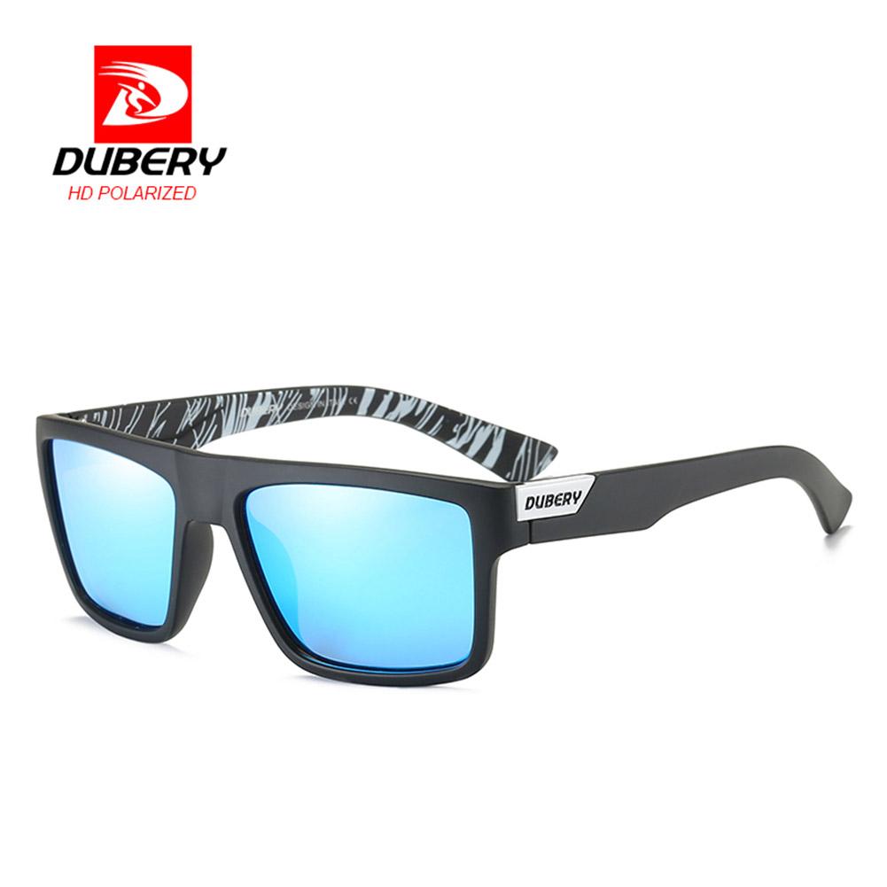 Men Fashion Sports Polarized UV400 Outdoor Sunglasses NO6