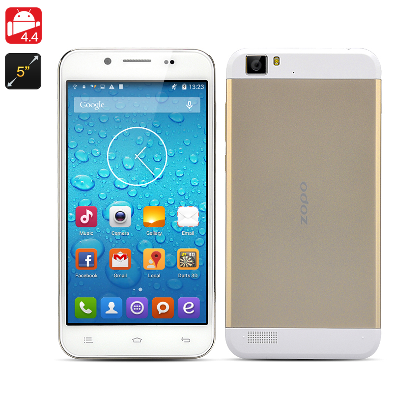 ZOPO ZP1000 Octa Core Phone (Golden)