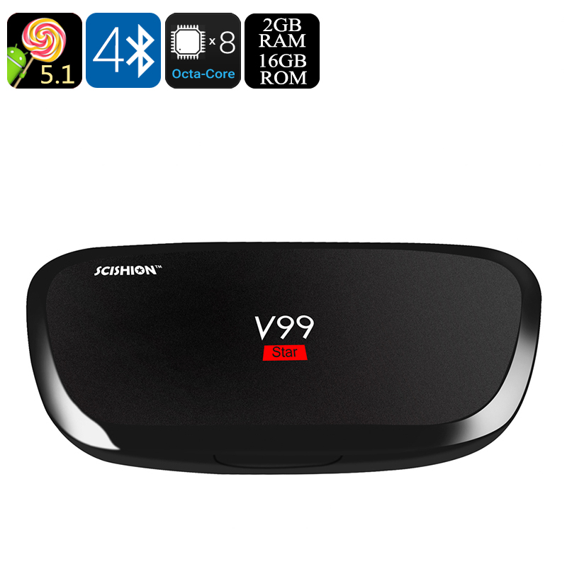 SCISHION V99 Star TV Box