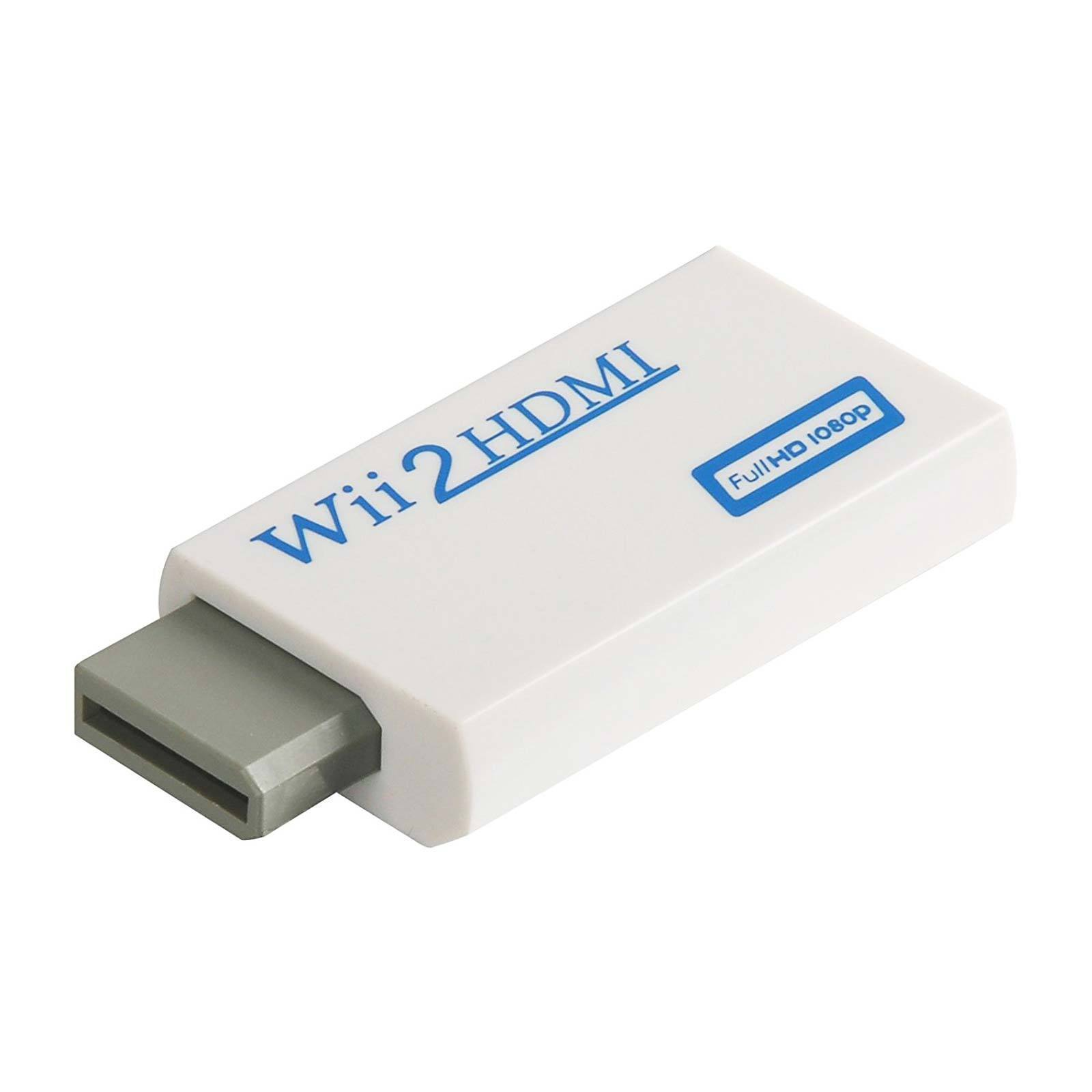 Wii to HDMI Adapter Converter