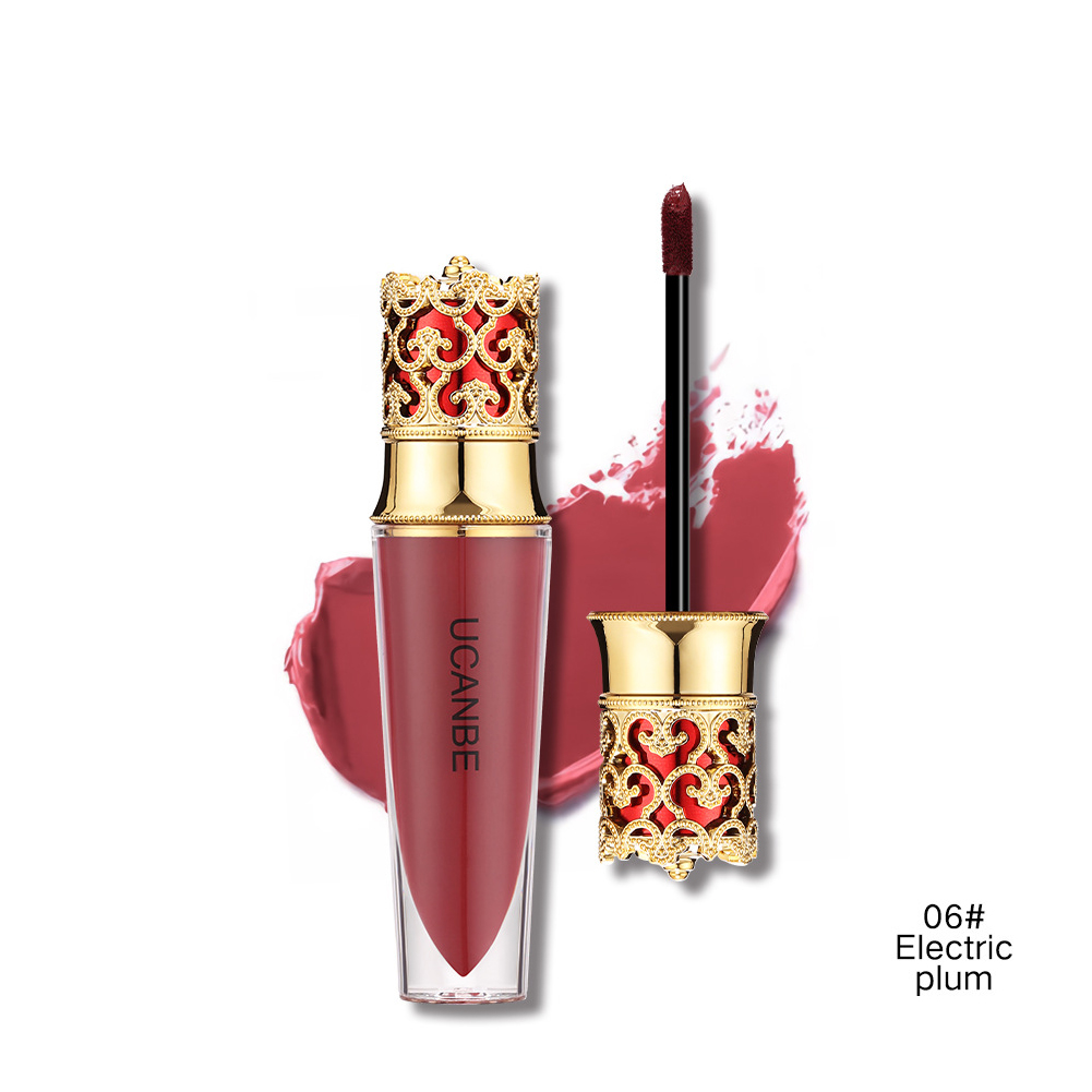 Metallic Velvet Liquid Lipstick Shimmer Matte Lip Stick Gloss Long Lasting Cosmetics