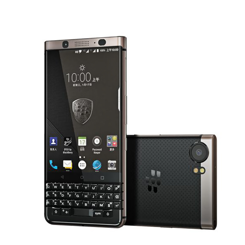 BlackBerry KEYone Phone (Gold)