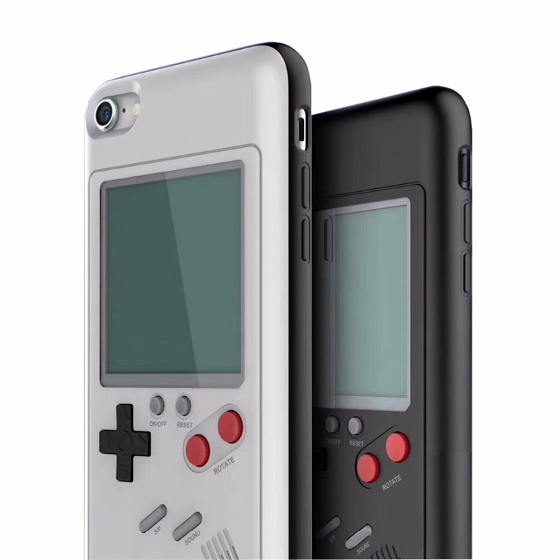 Stylish Game Style Mobile Phone Case Protective Phone Shell Cover for iPhone