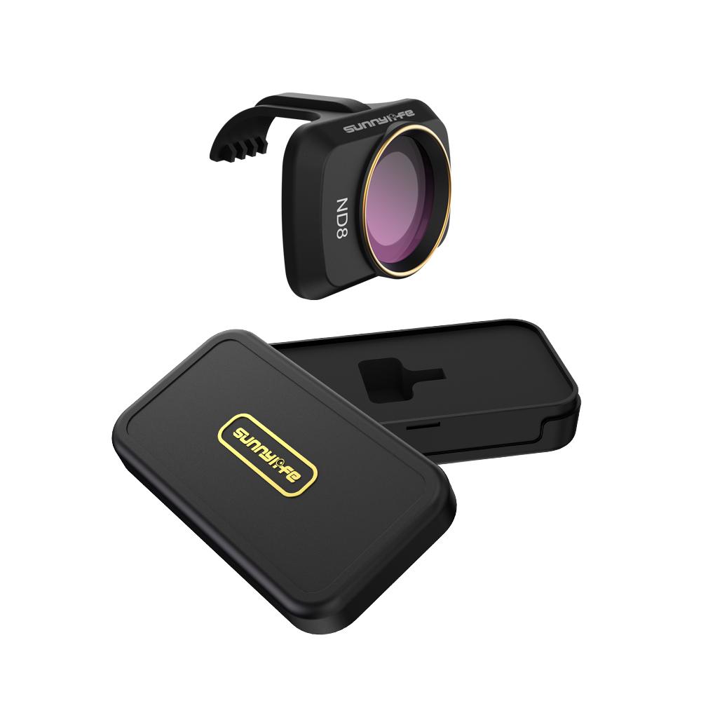 RC Drone Lens Filter Set ND CPL NDPL MCUV Kits for Mavic Mini Airplane Mini Camera Accessories Multi-layer Coating Optical Glass ND8