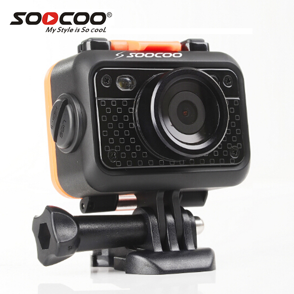 SOOCOO S60 HD 1080P WiFi Sports Action Camera
