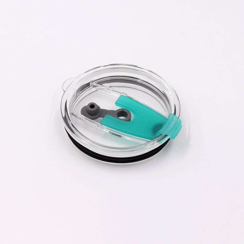Cup Straw  Cover Food-grade Pp Bottle Protective Cap Replacement Cover Acceesories Blue