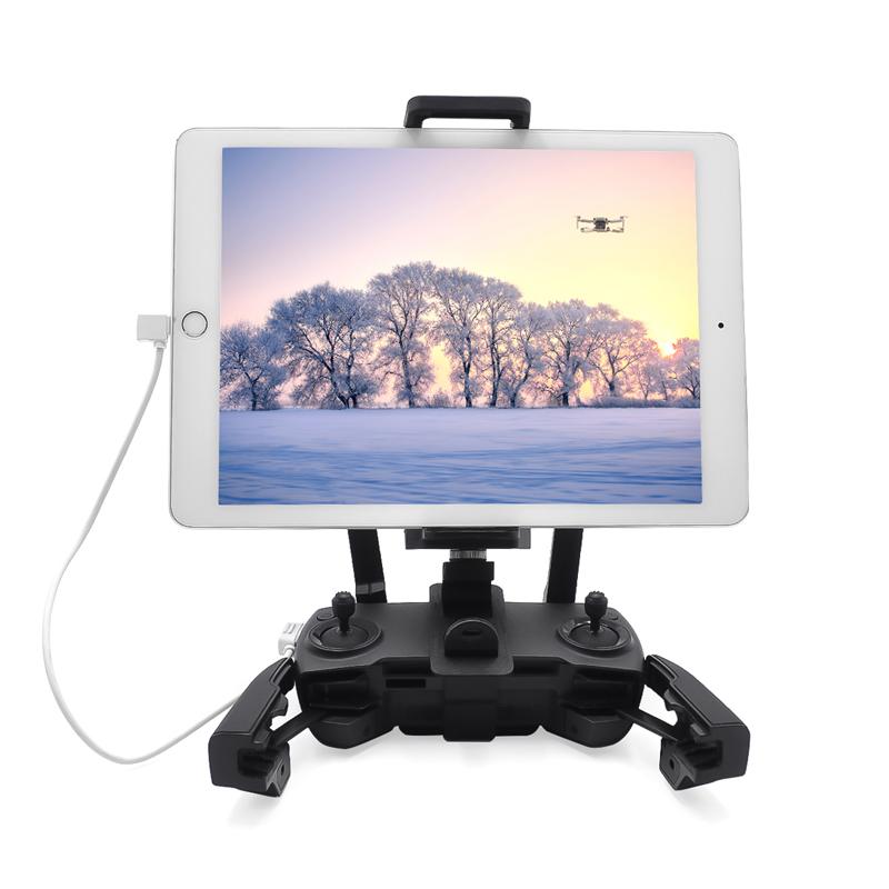 4.7-9.7 inch Tablet Bracket Phone Mount Holder for DJI Mavic Mini Drone Accessories black