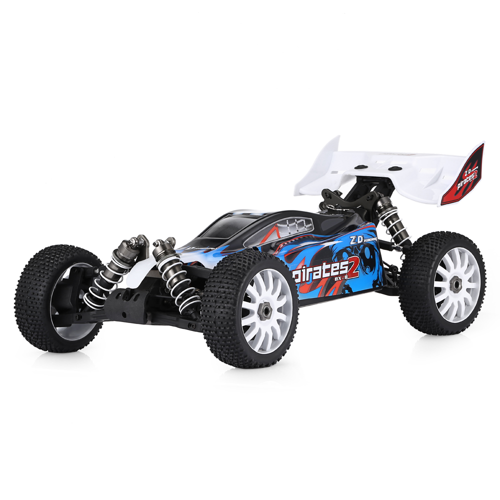 ZD Racing  9072 1/8 2.4G 4WD Brushless Electric Buggy High Speed 80km/h RC Car Vehicle