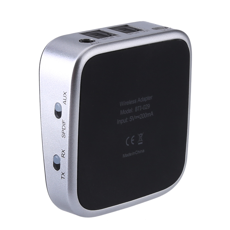 BTI-029 Bluetooth Transmitter + Receiver - SPDIF, 3.5mm Audio Jack, BT 4.1, A2DP, AVRCP