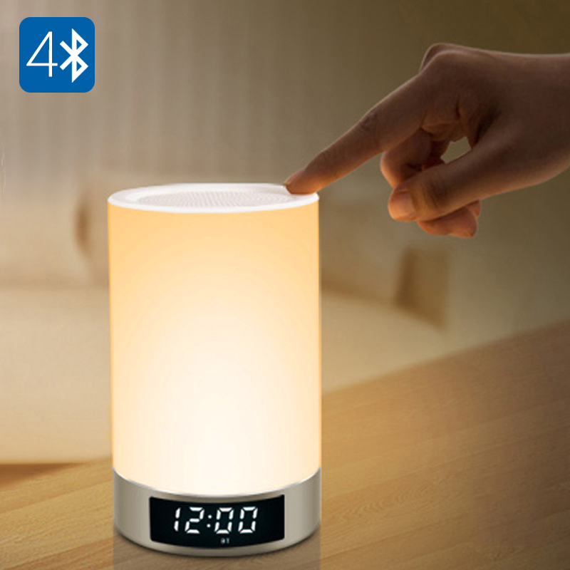 Bluetooth Speaker & LED Lamp