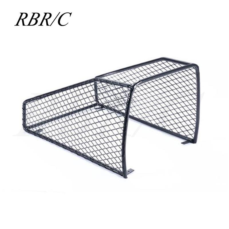 Wpl D12 Microcard Remote Control Minivan Decoration Accessories Diy Upgrade Model Metal rear bucket roll cage