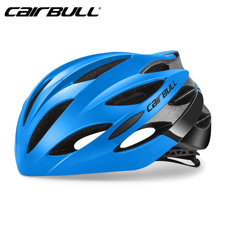 Unisex Lightweight Breathable Comfortable Bicycle Helmet White black_M  (54-58CM)