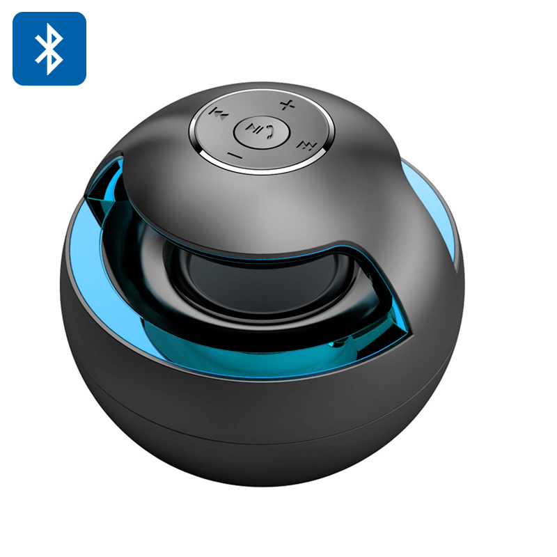 Portable Bluetooth Speaker (Black)