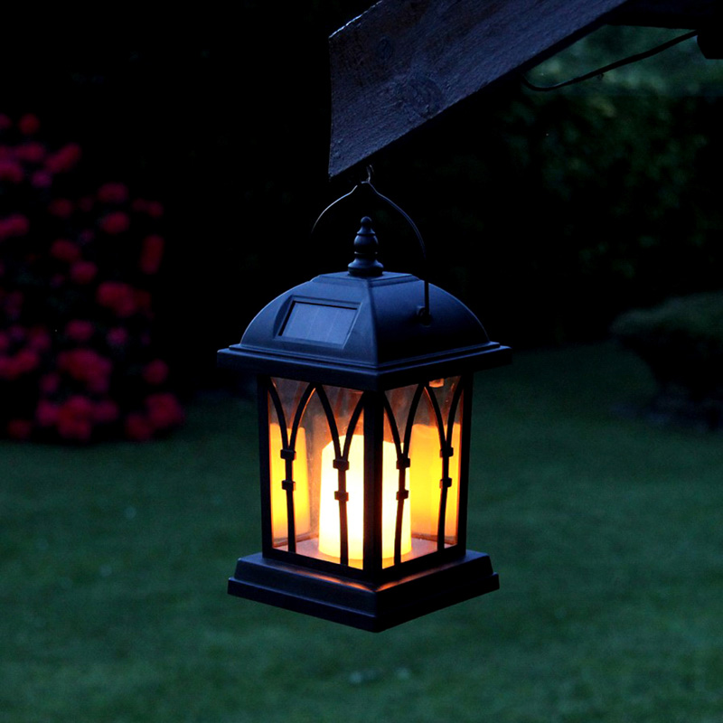 Decorative Solar Lamp