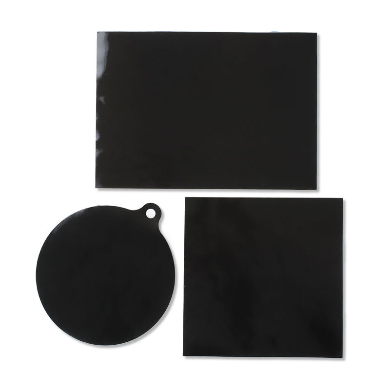 Induction Cooker  Mat Nonslip Silicone Heat Insulation Pad Cook Top Cover For Kitchen Cooking Round 22cm