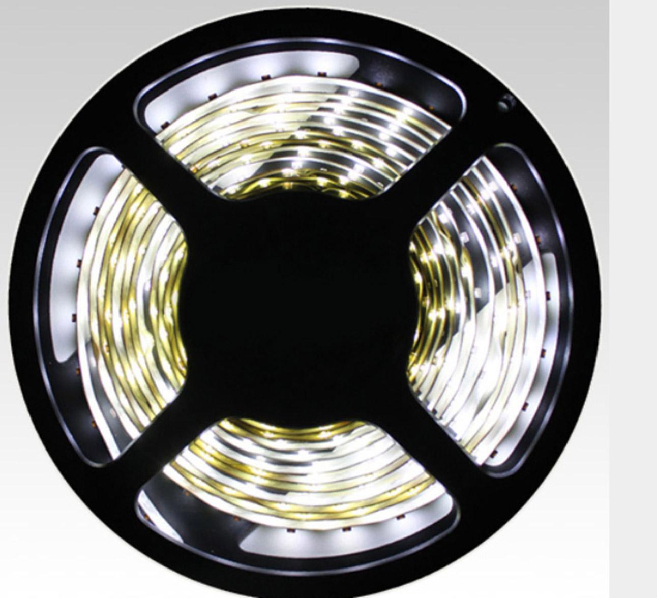 [EU Direct] Non-waterproof 5 m 300LED 3528 bead white light tape