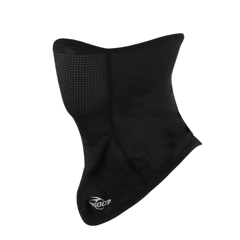 Motorcycle Full Face Mask Motorcross Dustproof Windproof Outdoor Cycling Unisex Mask For Ski Biker RH-A1118 black