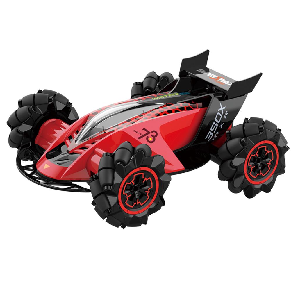 1:14 Z109 RC Car Cool Stunt Drift Car 360° Universal Wheels 2.4GHz Remote Control Toy  Red