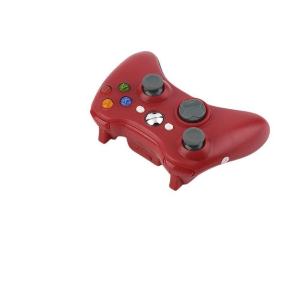 XBOX360 Wireless Bluetooth Double Vibration Game Hand Shank red