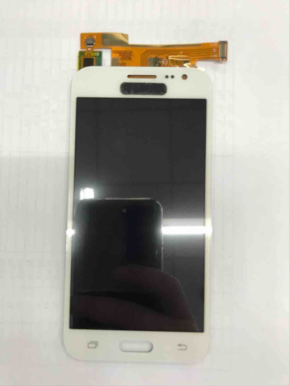 LCD Display Touch Screen Digitizer Assembly for Samsung Galaxy J2 2015 J200 J200F J200Y J200H White