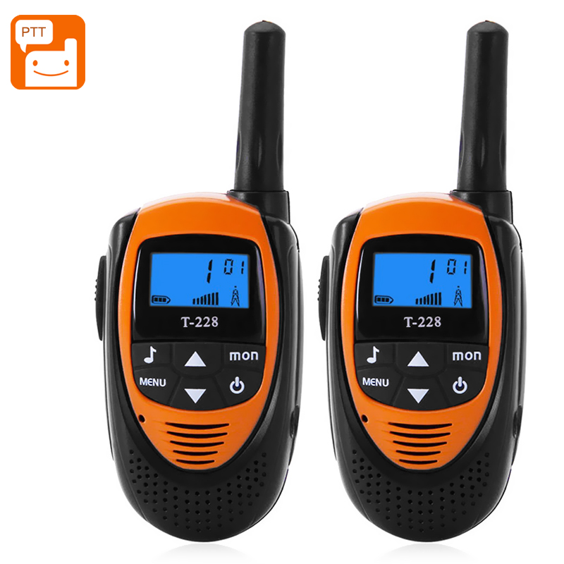 T-228 Walkie Talkies (Orange)