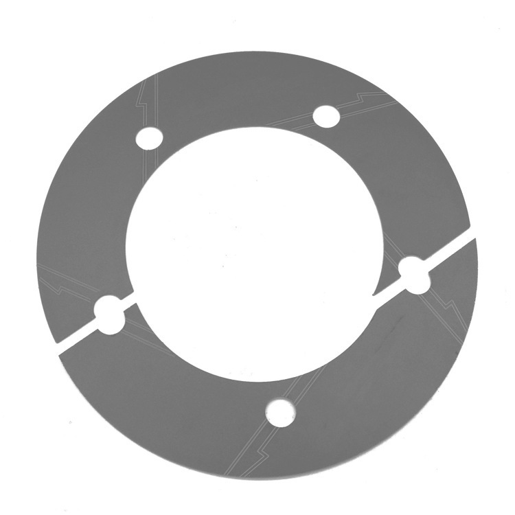 Professional Motorcycle Rear Chain Gear Decorative Cover for HONDA CB650F titanium