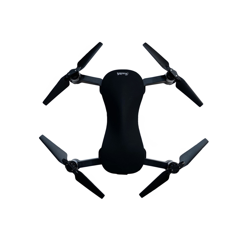 C-FLY Faith 5G WIFI 1.2KM FPV GPS with 4K HD Camera 3-Axis Stable Gimbal 25 Mins Flight Time RC Drone Quadcopter RTF VS X12 4K black_With box