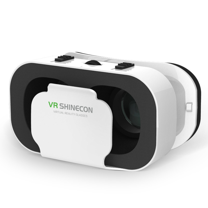 VR SHINECON G05A 3D VR Glasses Headset for 4.7-6.0 inches Android iOS Smart Phones As shown