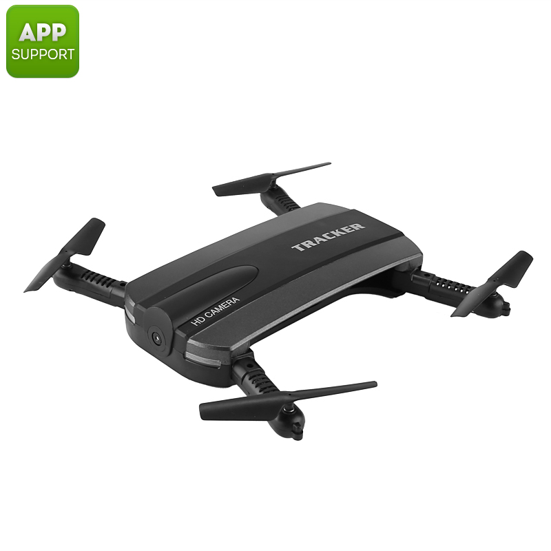Golden Star JXD 523 Mini Drone (Black)