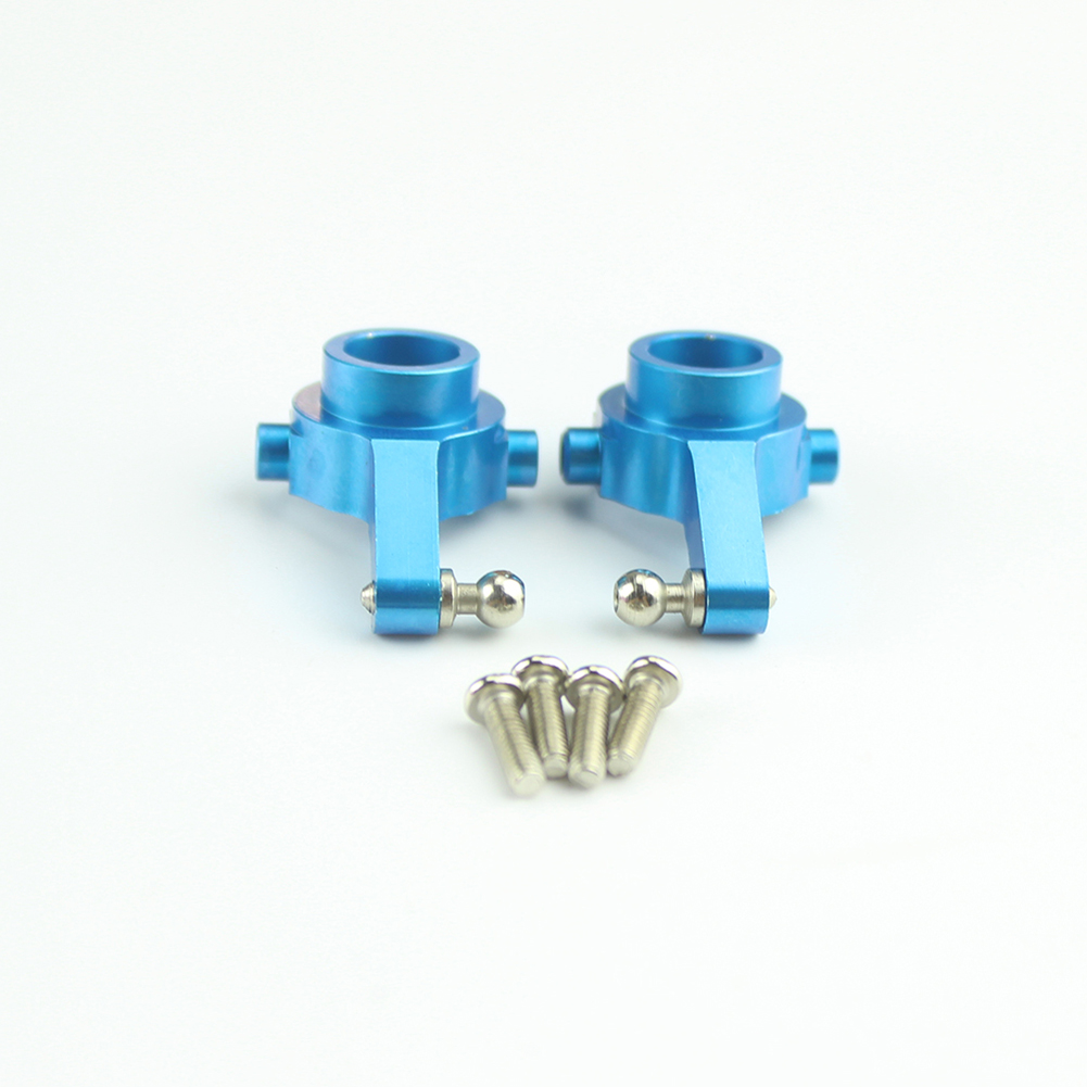 Wltoys 1:18 Metal Accessory Front Steering Cup for A959 A979 A959-B A979-BRC blue