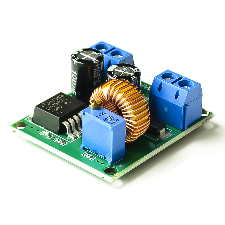 Step Up Power Module Boost  Converter 3v5v12v To 19v24v30v36v High Power Boost Voltage Stabilized Power Supply Module As shown