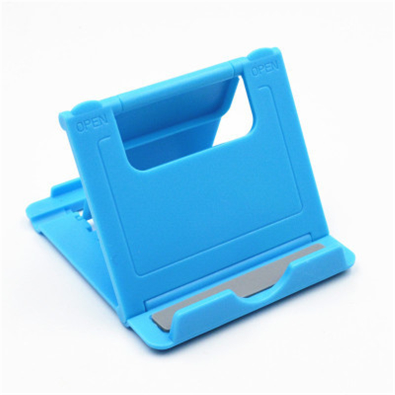 Universal Cell Phone Stand Holder  blue