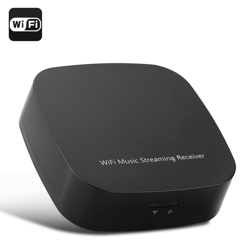 Wireless Wi-Fi Music Streaming Receiver