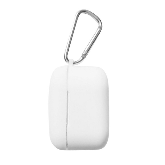 TPU Silicone Bluetooth Wireless Earphone Case Protective Cover Skin Accessory for X12 PRO white